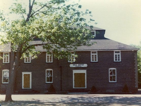 Building on Amboy Road 1977