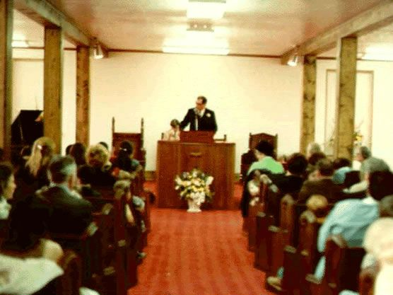 Dedication Sunday 1977